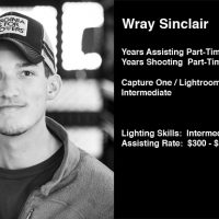 New KEY Assistant: Wray Sinclair!