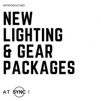 NEW Rental Packages at SYNC!